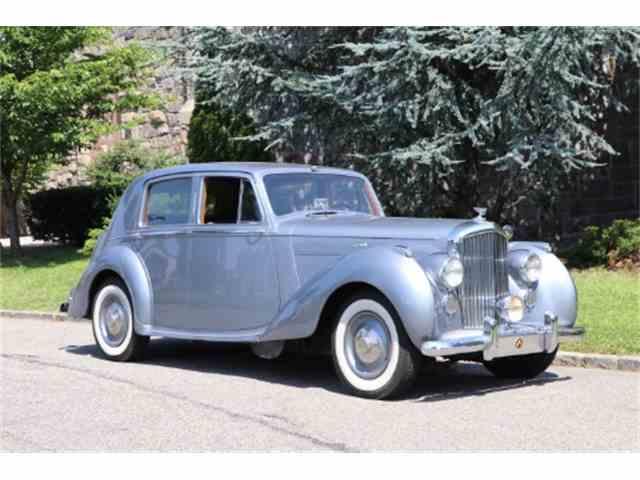 1950 Bentley Mark VI | 1001930