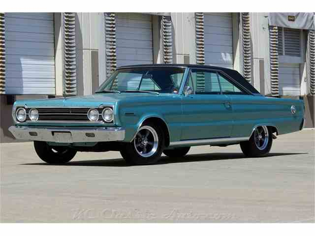1967 Plymouth Belvedere II 383 V8 Automatic | 1001932