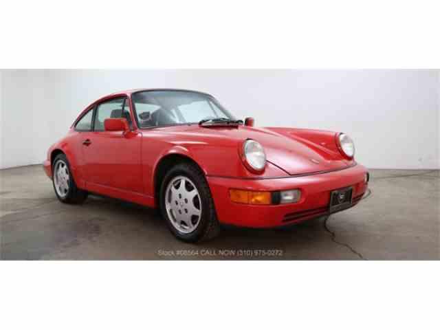 1989 Porsche 911 Carrera | 1001935