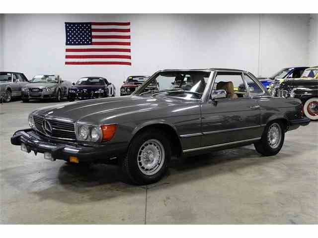 1982 Mercedes-Benz 380SL | 1001942