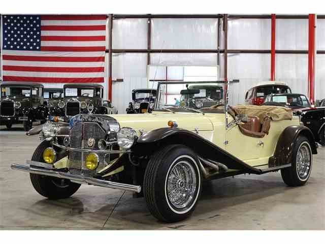 1929 Mercedes-Benz SSK | 1001943