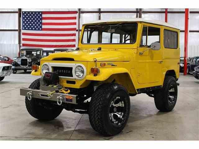 1970 Toyota Land Cruiser FJ | 1001945