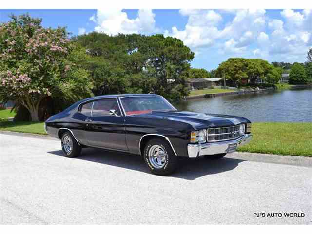 1971 Chevrolet Chevelle | 1001946