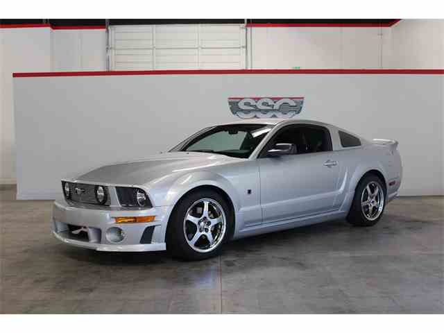 2008 Ford Mustang   1001947