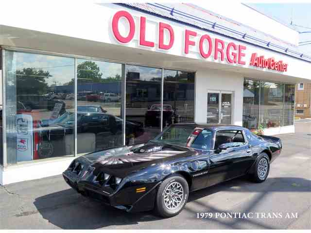 1979 Pontiac Firebird Trans Am | 1001948