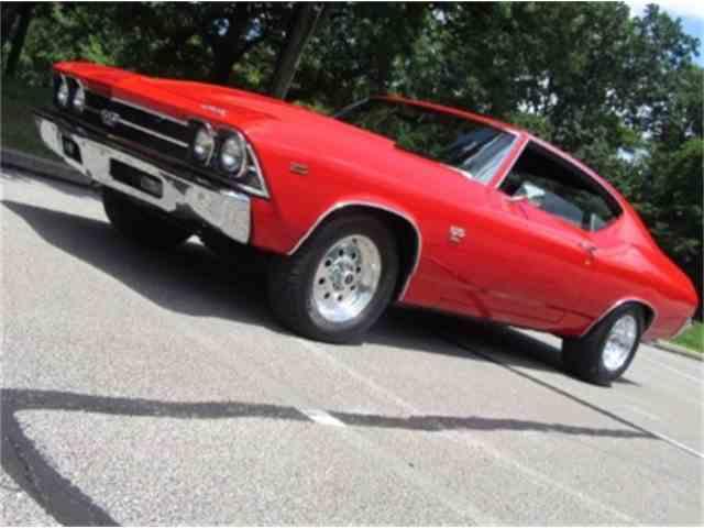 1969 Chevrolet Chevelle | 1001950