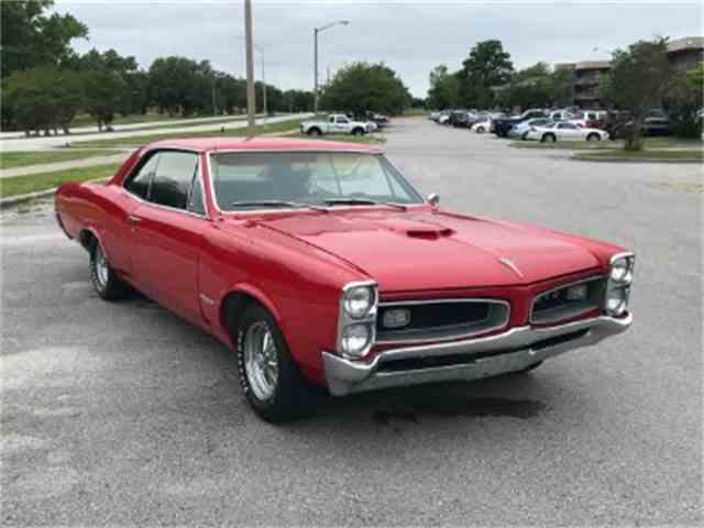 1966 Pontiac GTO | 1001952
