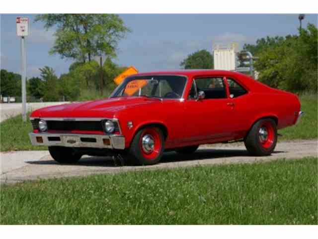 1968 Chevrolet Nova | 1001954