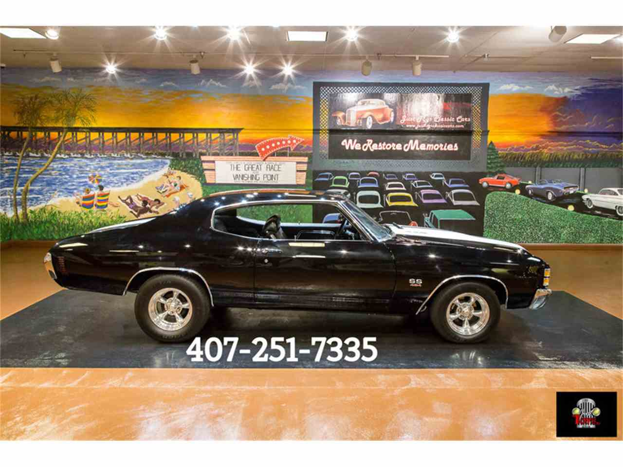 1971 Chevrolet Chevelle SS for Sale - CC-1001956