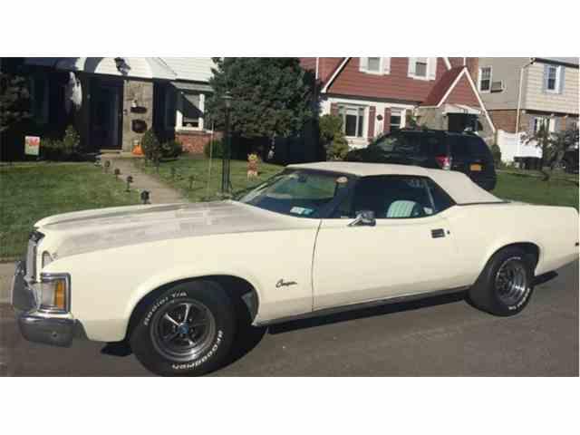 1973 Mercury Cougar | 1001957