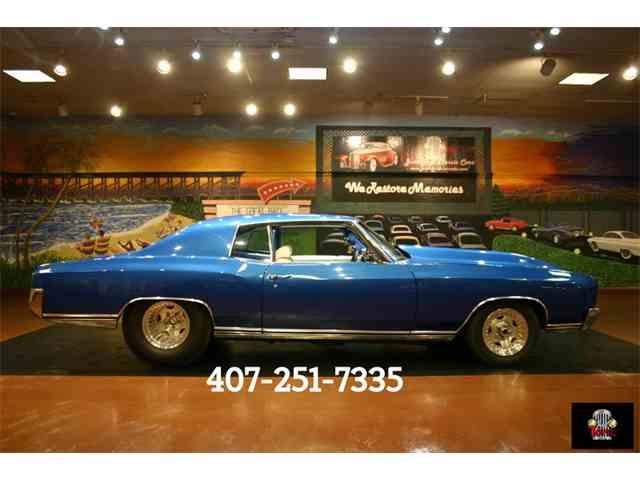 1970 Chevrolet Monte Carlo SS | 1001959