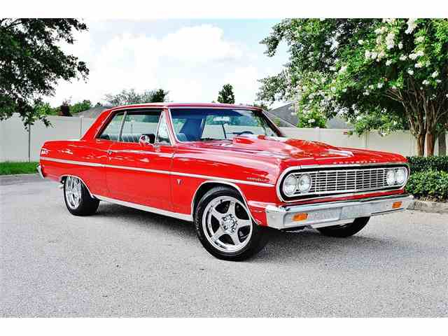 1964 Chevrolet Malibu | 1001961