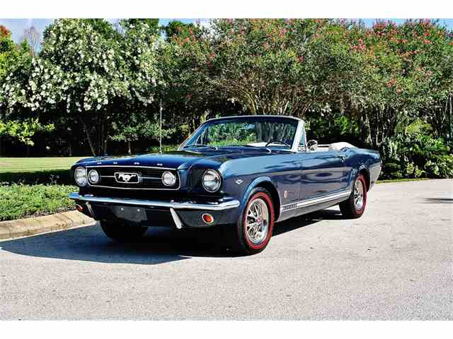 1966 Ford Mustang | 1001963