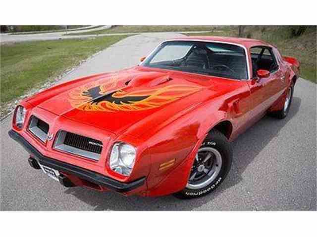1974 Pontiac Firebird Trans Am | 1001968