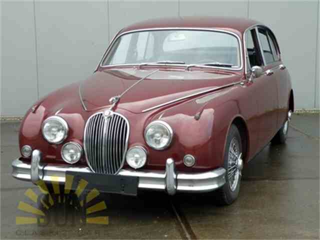 1960 Jaguar Mark II | 1001974