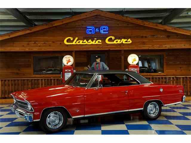 1967 Chevrolet Nova | 1001980