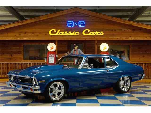 1972 Chevrolet Nova | 1001982