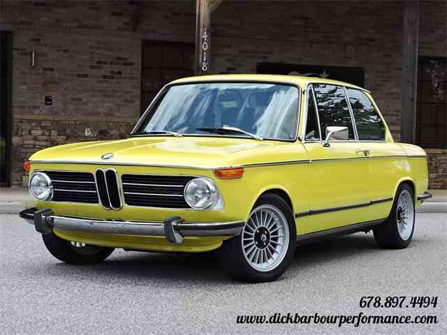 1972 BMW 2002 | 1001988