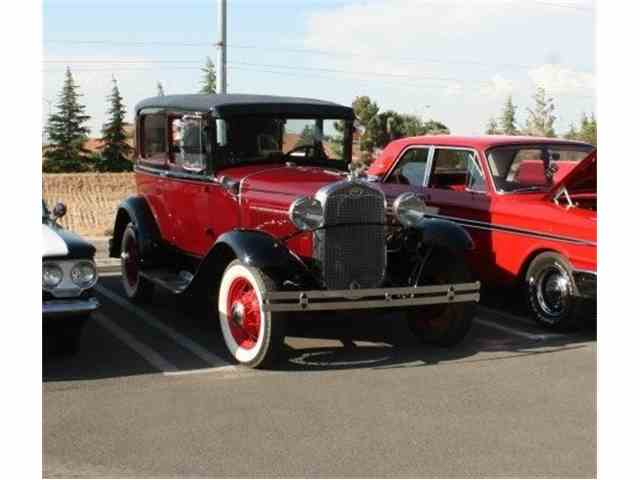 1931 Ford Model A | 1000199