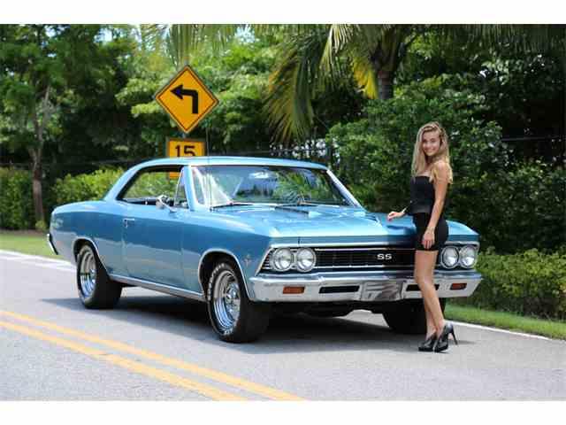 1966 Chevrolet Chevelle SS | 1001992