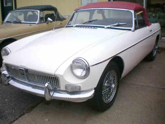 1965 MG MGB | 1001996