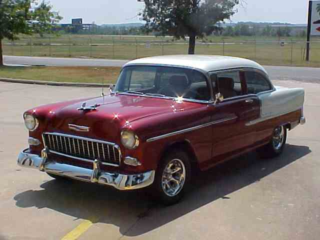1955 Chevrolet Bel Air | 1001999