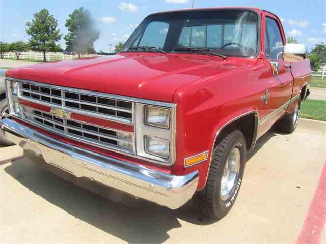 1987 Chevrolet SWB | 1002001