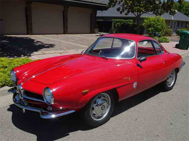 1961 Alfa Romeo Giulietta Sprint Speciale | 1002003