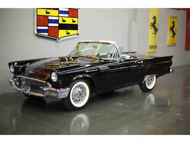 "1957 Ford Thunderbird ""E"" Bird 