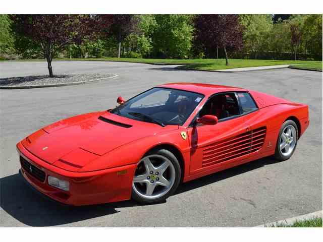 1992 Ferrari 512 TR Prototype | 1002008