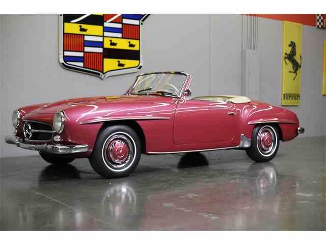 1958 Mercedes-Benz 190 | 1002009