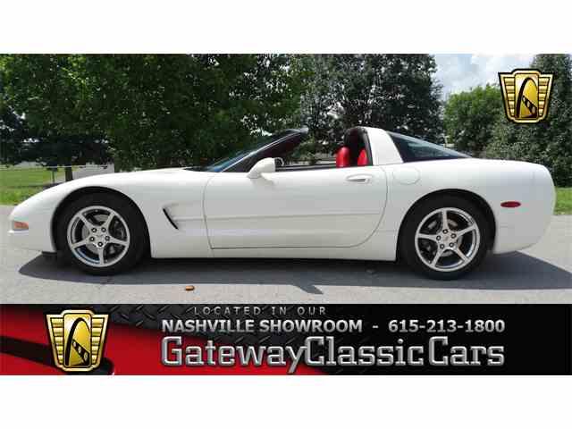 2003 Chevrolet Corvette | 1000201