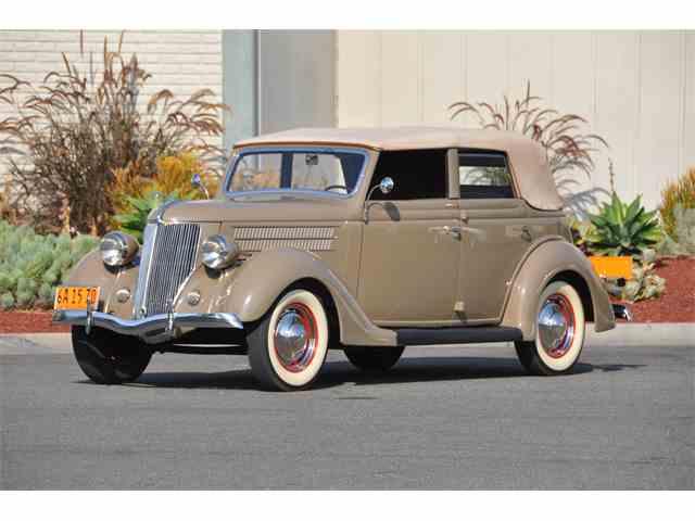 1936 Ford V8 | 1002011