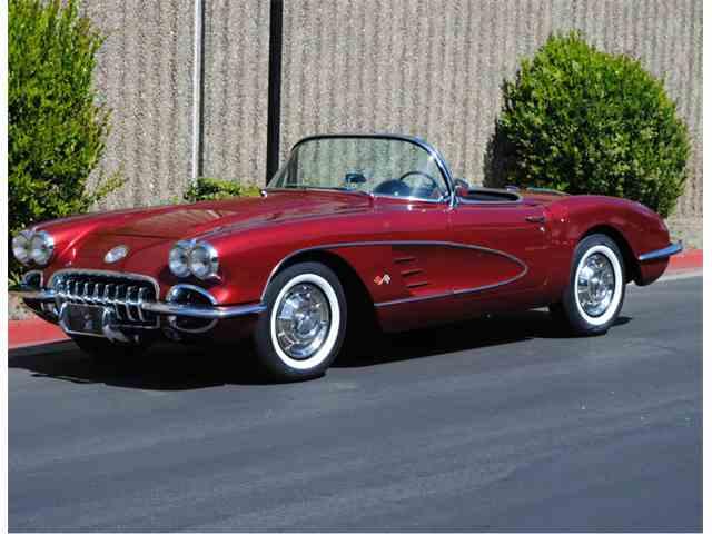 1958 Chevrolet Corvette | 1002012
