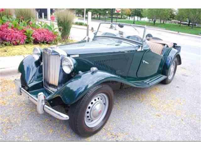 1953 MG TD Mark II | 1002014
