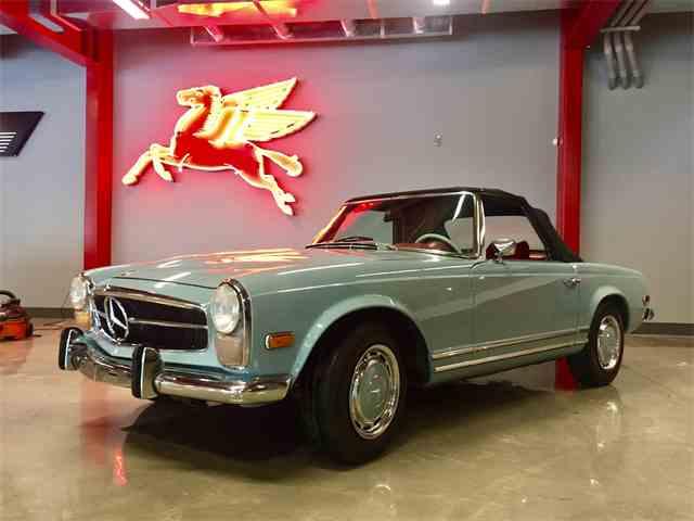 1969 Mercedes-Benz 280SL | 1002015