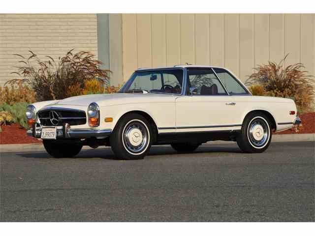 1971 Mercedes Benz 280SL 4-spd | 1002018