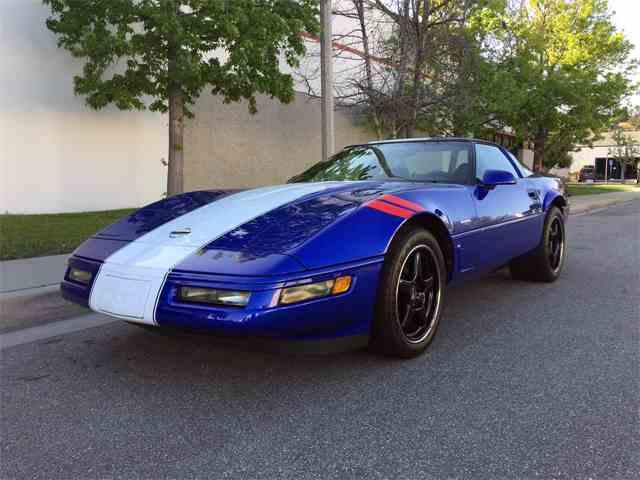 1996 Chevrolet Corvette Grand Sport Z51 | 1002019
