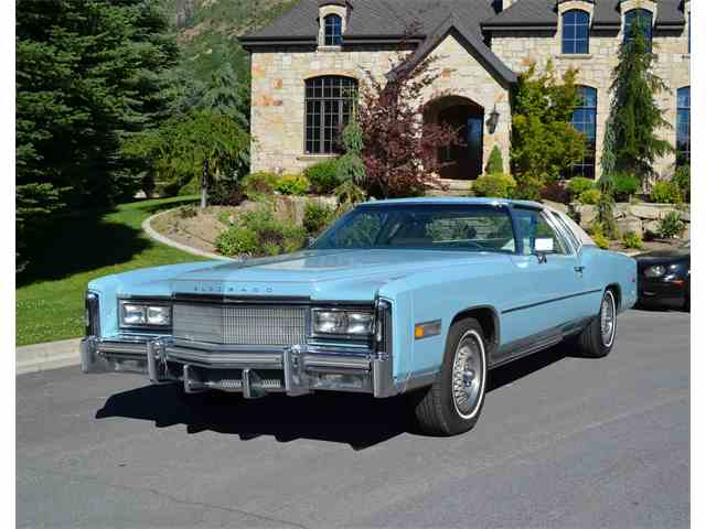 1977 Cadillac Eldorado | 1002020