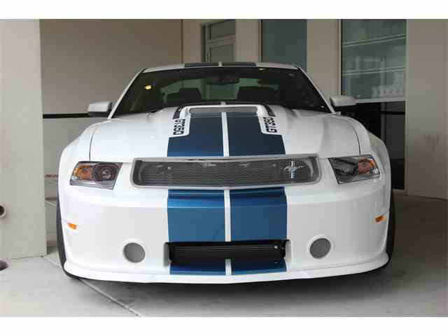 2011 Ford Shelby GT350 Anniversary Edition | 1002021