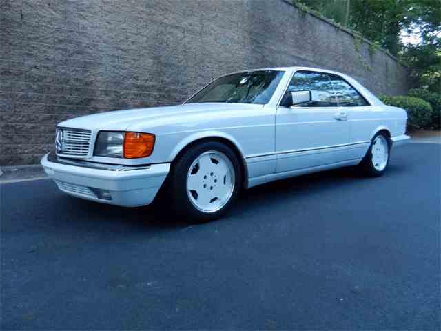 1990 Mercedes-Benz 560SEC AMG | 1002022