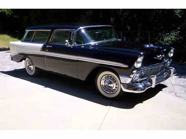 1956 Chevrolet Bel Air Nomad | 1002027