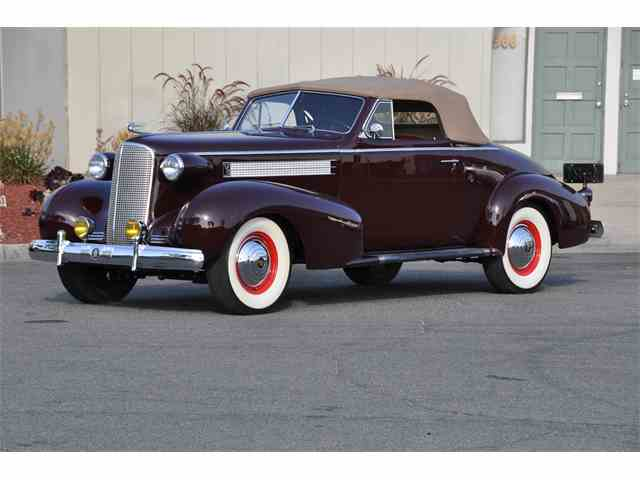 1937 Cadillac Convertible | 1002029