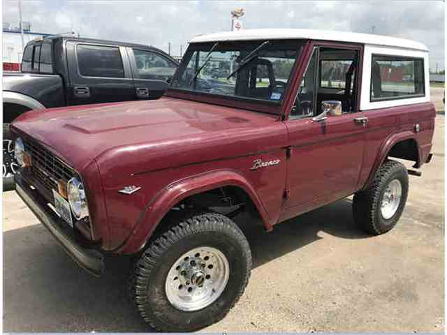 1967 Ford Bronco | 1000203