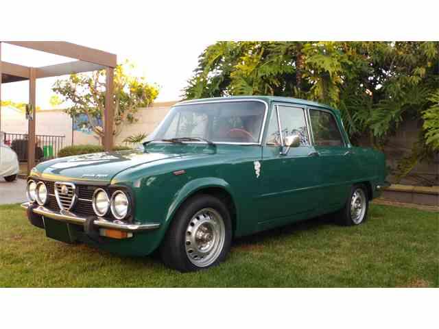 1975 Alfa Romeo Giulia Super | 1002032