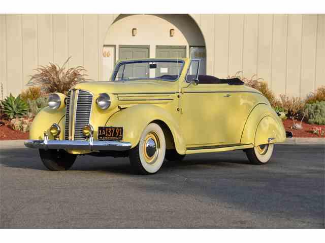 1937 Dodge Convertible | 1002037