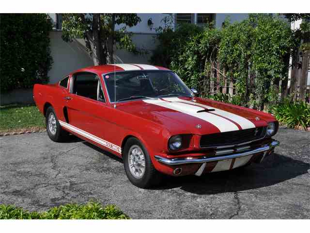 1966 Ford GT350 Shelby | 1002038