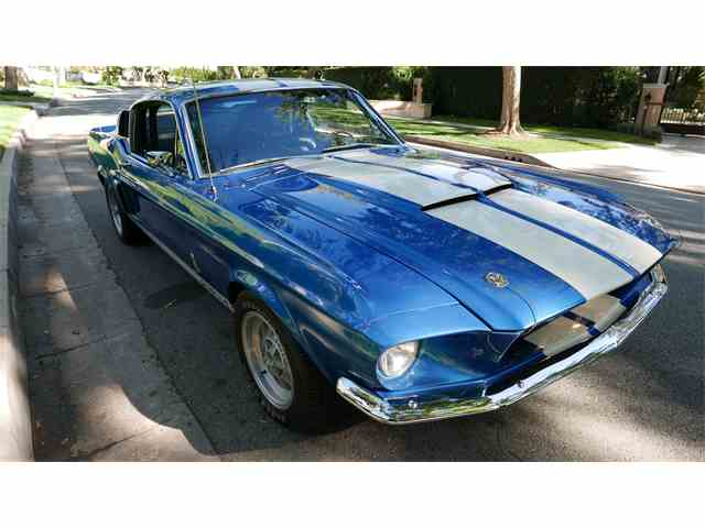 1967 Ford Shelby  GT350 | 1002039