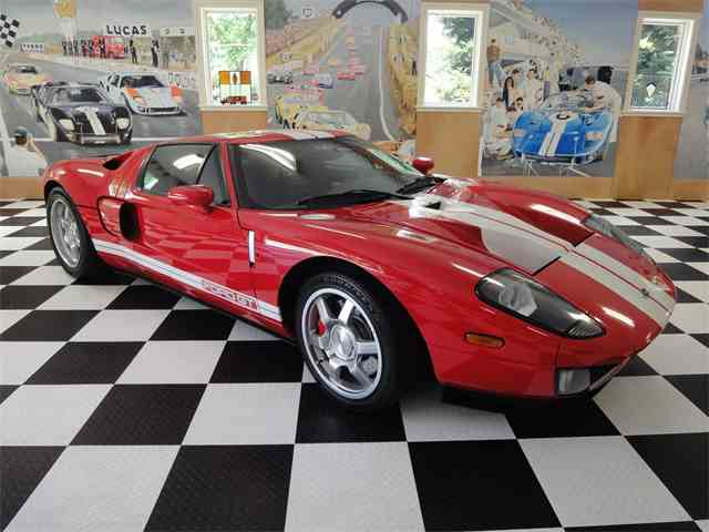 2005 Ford GT First 20 Lottery | 1002041