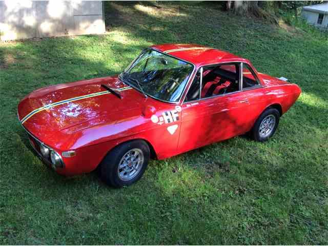 1967 Lancia Fulvia 1.3 HF | 1002043